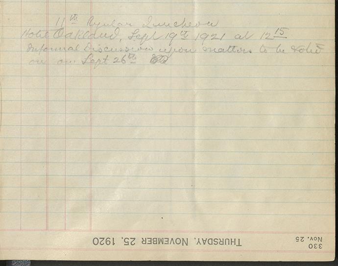 #ThisDayInSIA: September 19, 1921