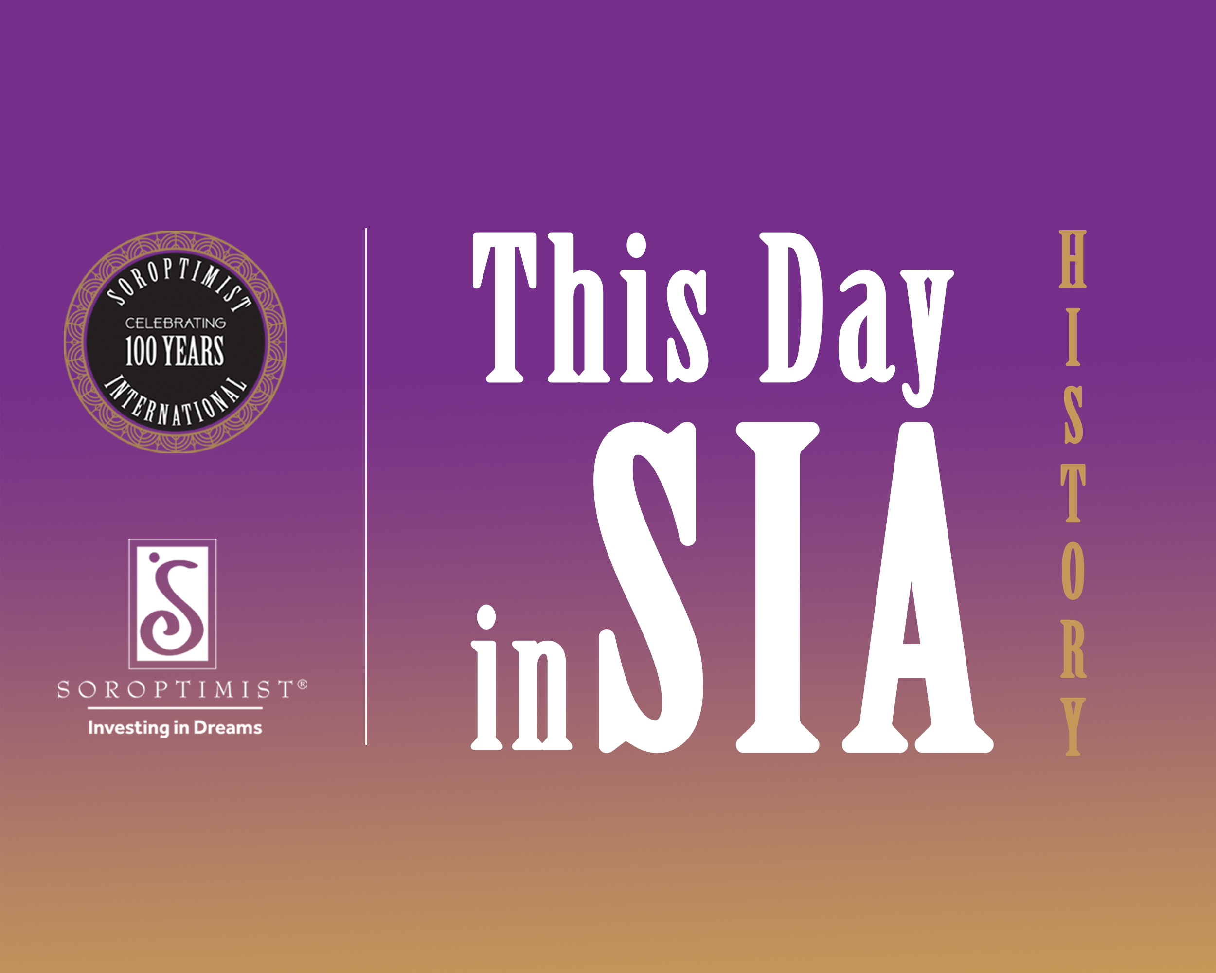 This Day in SIA